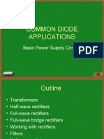 4 Common Diode Applications