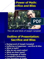 Joseph Campbell - Sacrifice and Bliss