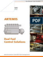 Dual-Fuel ARTEMIS CaseStud e