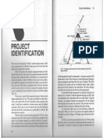 Project Identification Ch3