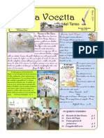 Giornalino Scolastico n. 6 Marzo 2014