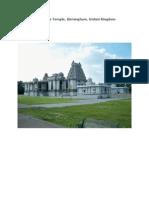 Wonderful Indian Hindu Temples Abroad