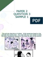 Technique Cemerlang UPSR Paper 2 Section C