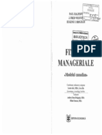 Finante Manageriale - Modelul Canadian - Paul Halpern - Ed Economica 1998