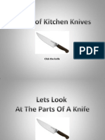 All About Knives