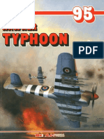 (Monografie Lotnicze No.95) Hawker Typhoon, Cz.2