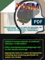 Lecture 24 Autism