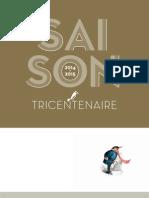 Brochure de la saison 2014-2015 - Opéra Comique
