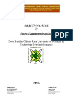 Data Commission Practical File