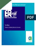 Erwin Erworld Presentation 2011