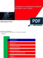 Presentasi Umum RU II Dumai
