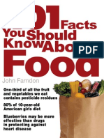 101 Facts About Food