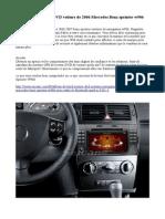 Choisir Le Lecteur DVD Voiture de 2006 Mercedes Benz Sprinter w906