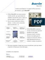N.P.filtro Para Todo Tipo de Humos, Gases y Vapores Purex650