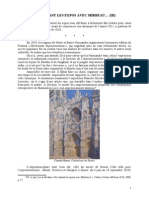 Christian Limousin, « En visitant les expositions avec Mirbeau (III) »