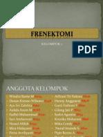 PPT FRENEKTOMI genap