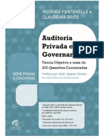 Auditoria Provada e Governamental