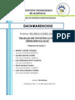 Investigación Herramientas OLAP Equipo No. 4