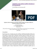 (Resiliencia cultural comunitaria como quehacer político femenino en las mujeres Williche del Chaurakawin)