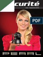 Catalogue Securite