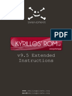 Kyrillos v9.5 Extended Instructions