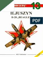 "(Seria ""Pod Lupą"" No.13) Iljuszyn Ił-28 ""Beagle"""