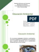 educacionambientalexposicion-110117130932-phpapp01