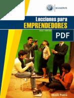 Lecciones Para Emprendedores - WWW.freeLIBROS.org