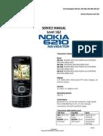 Nokia 6210n Rm-367, Rm-368, Rm-408, Rm-419 Service Manual-1,2