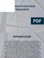 Tensegrity Sistema Estructural