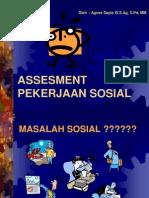 Assesment Pekerjaan Sosial