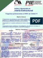 Panfleto_Posgrado en Ingeniería Estructural UAM-A