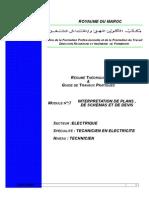 Interpretation de Plans ( Doc Zouina )