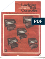 Church Organs - Hammond - Complete Manual