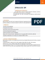 549_Aceite Hidraulico BP - Circular Tecnica