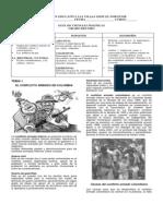 GUIA No. 1 CIENCIAS POLITICAS VIOLENCIA Y POLÍTICAS DE PAZ