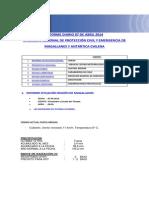Informe Diario Onemi Magallanes 07.04.2014