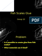 Fish Scales Glue