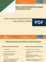 Buenas Practicas en Bibliotecas__2012 FINAL