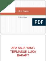 Luka Bakar ppt