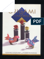 Kunihiko.kasahara. .Toshie.takahama. .Origami.for.the.connoisseur