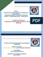 Fase de Investigación Politécnica de Chimborazo
