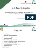 Ing Donald Hulse-DISEÑO DE TAJOS RESISTENTES