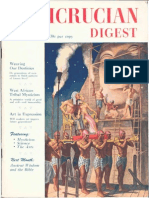 Rosicrucian Digest, January 1952