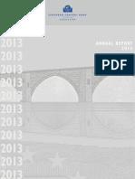 ECB - Annual Report 2013