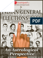Indian General Elections 2014 - An Astrological Perspective