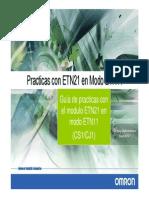 Omron Formacion Automatas Plcs Ethernet Practicas_02_etn11