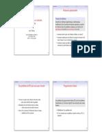 programmation linéaire et recherche opérationelle