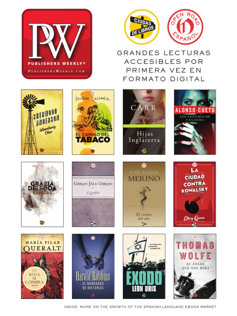 Books in spanish e books publishing fandeluxe Image collections