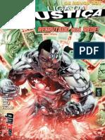 Liga da Justiça #18